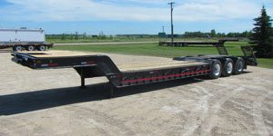 Low Beds & Equipment Trailers