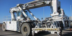 Reach Stacker Container Handlers
