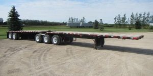 Super B Flat Deck Trailers
