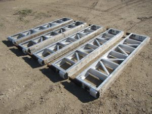 Aluminum Load Bunks (1)