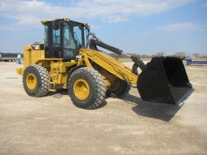 CAT 930H Wheel Loader (1)