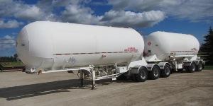 LPG & Ammonia Tankers