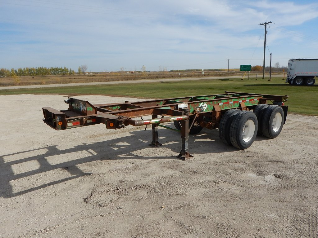 Container Chassis Lights : Container chassis trailer images reverse search