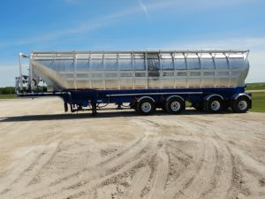 We are your source for quaity used pneumatic / dry bulker feed trailers