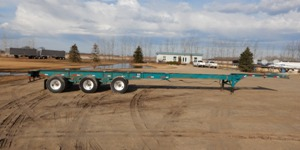 Container Chassis Trailers